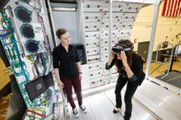 Scope AR WorkLink for HoloLens Scope AR Tech Trends Lockheed Martin
