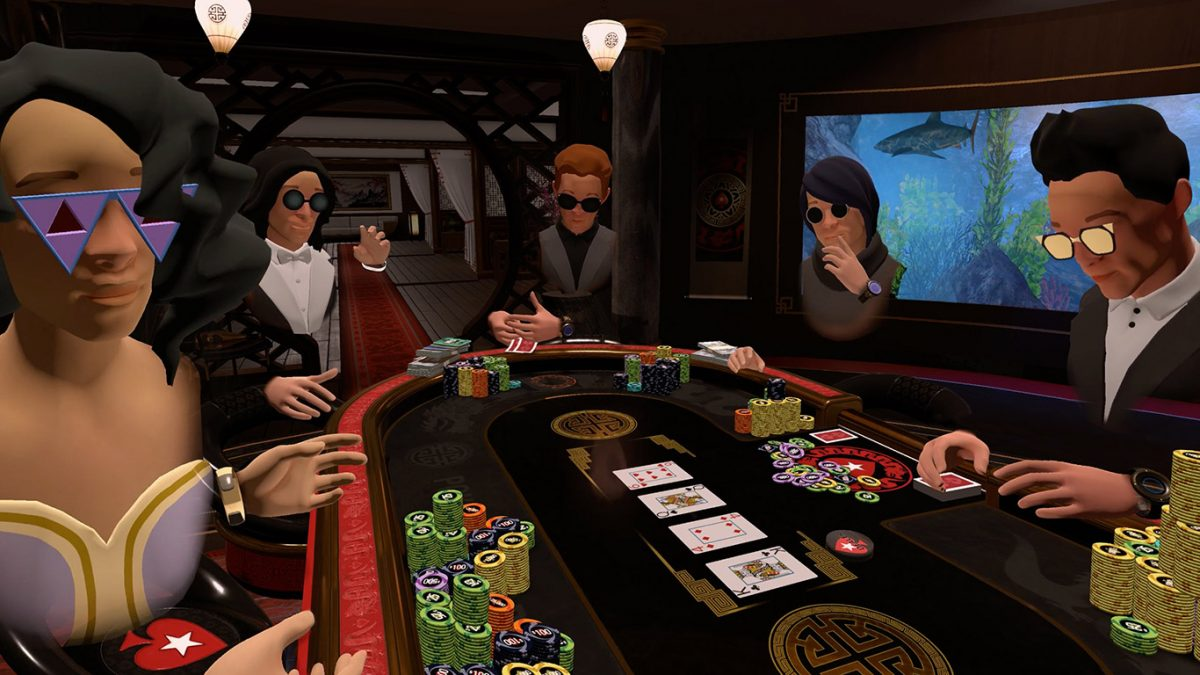 PokerStars VR is Something New - Tech Trends