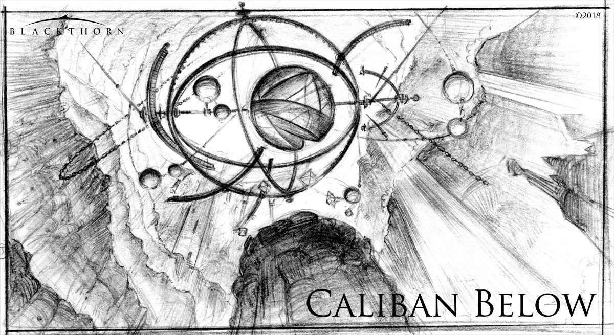 Caliban Below Underground Tech Trends Virtual Reality