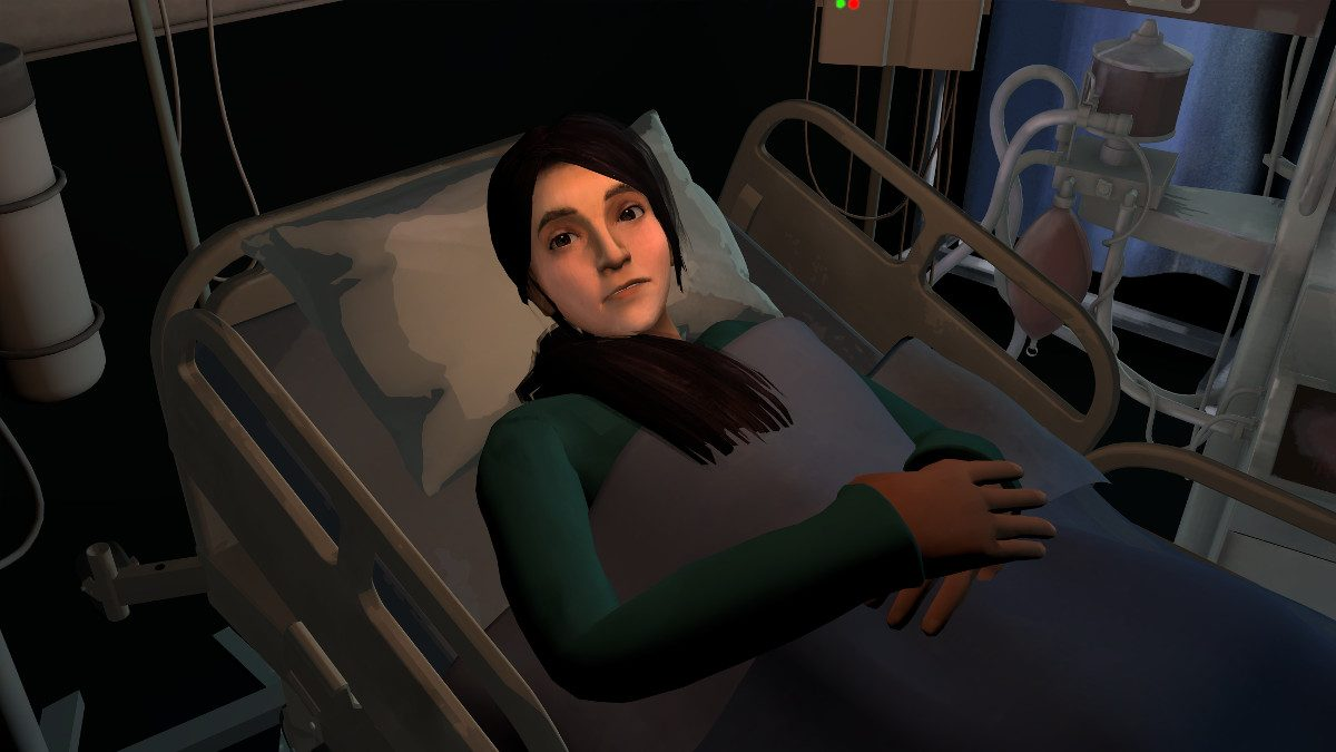 A BBC Virtual Reality experience takes you on an emotional journey through the perspective of two young women dealing with a life-altering brain injury.
