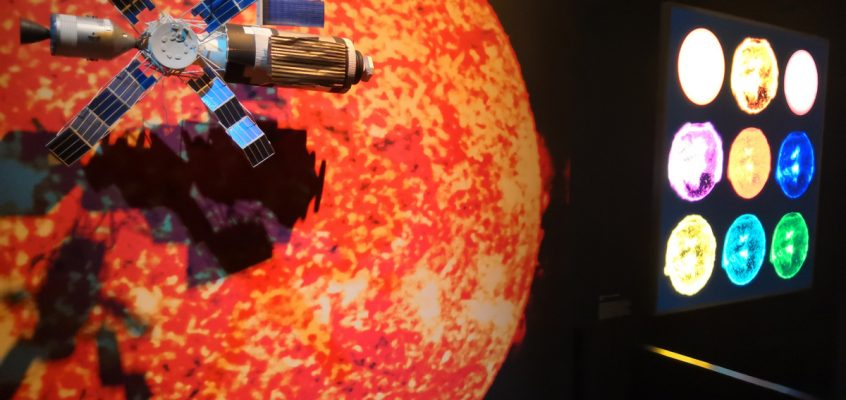 Science Museum Solar Storm The Sun Exhibition