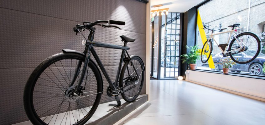 Tech Trends VanMoof Electrified Bike Launch London E-bike Technology