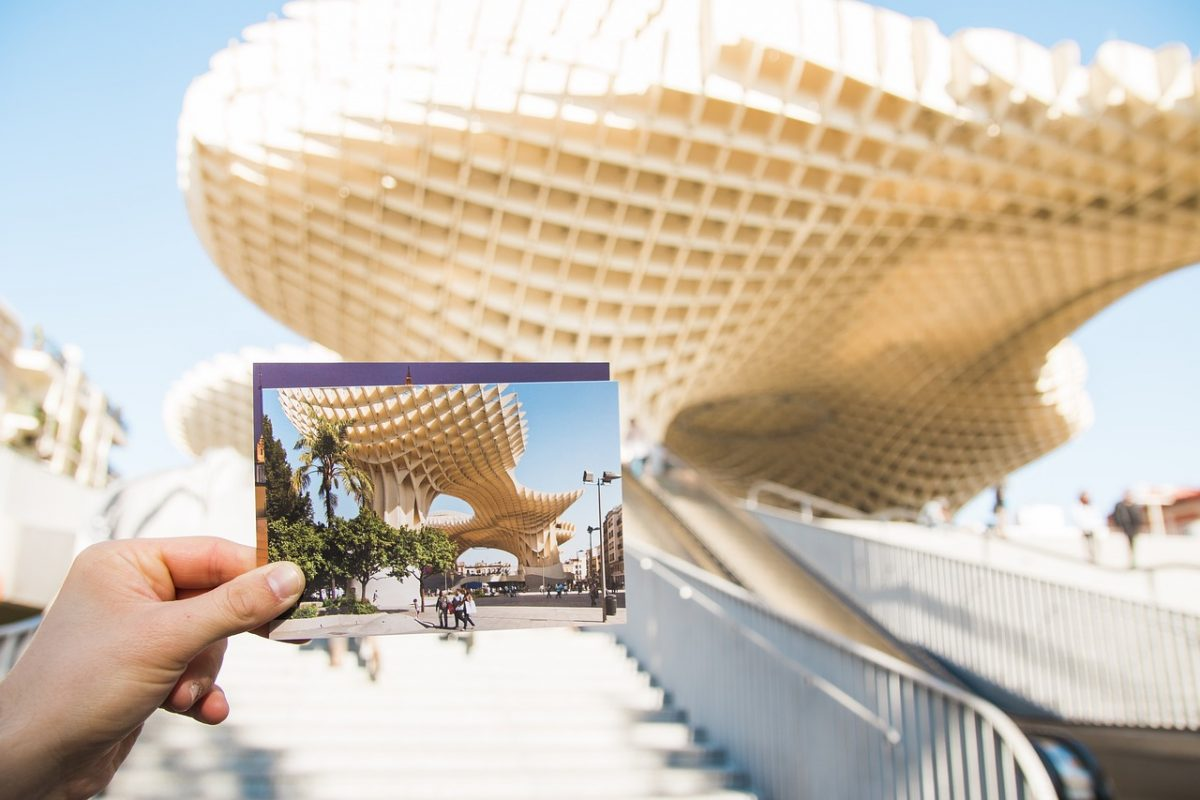 Tech Trends Metropol Parasol Innovative Construction Technology Timber Building