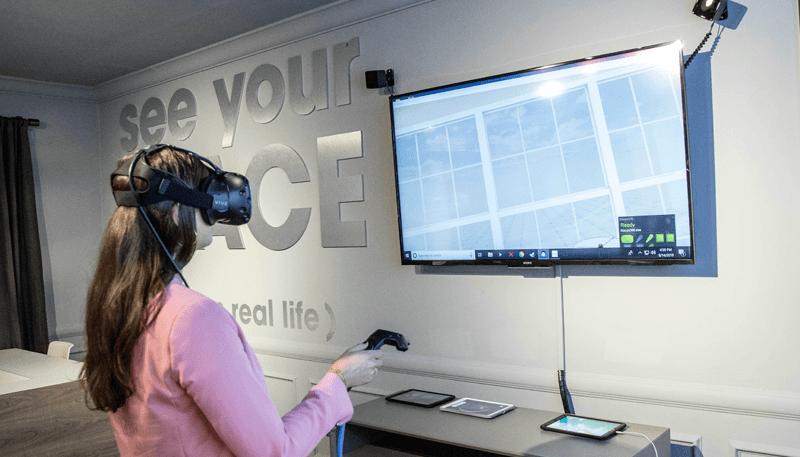 Tech Trends VR Tech Retail Walmart HTC Vive Macys