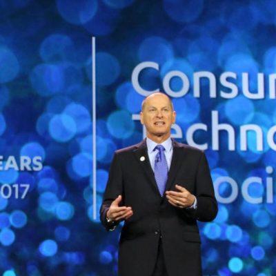 Tech Trends Gary Shapiro Ninja Future Book Review CES Consumer Electronics Association