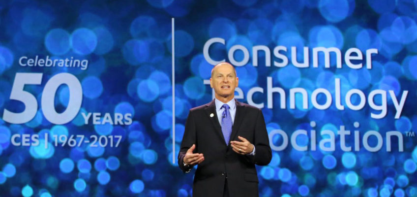 Tech Trends Gary Shapiro Ninja Future Book Review CES Consumer Electronics Association