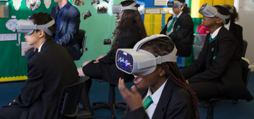 Tech Trends Immersive Technology Digital Transformation Technology Consultancy Mixed Reality Virtual Reality Augmented Reality Alice Bonasio MR AR VR XR BBC SUFFRAGETTES VR Hub