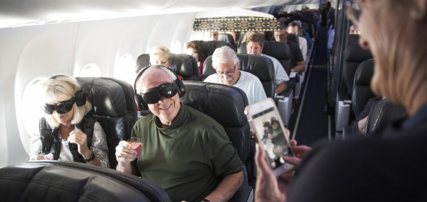 Tech Trends Virtual Reality Therapy Healium Muse Long Haul Flight Augmented Reality