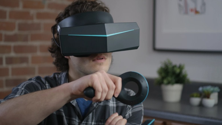 Pimax Controller Leap Motion CES2019 Tech Trends Virtual Reality VR Motion sensing