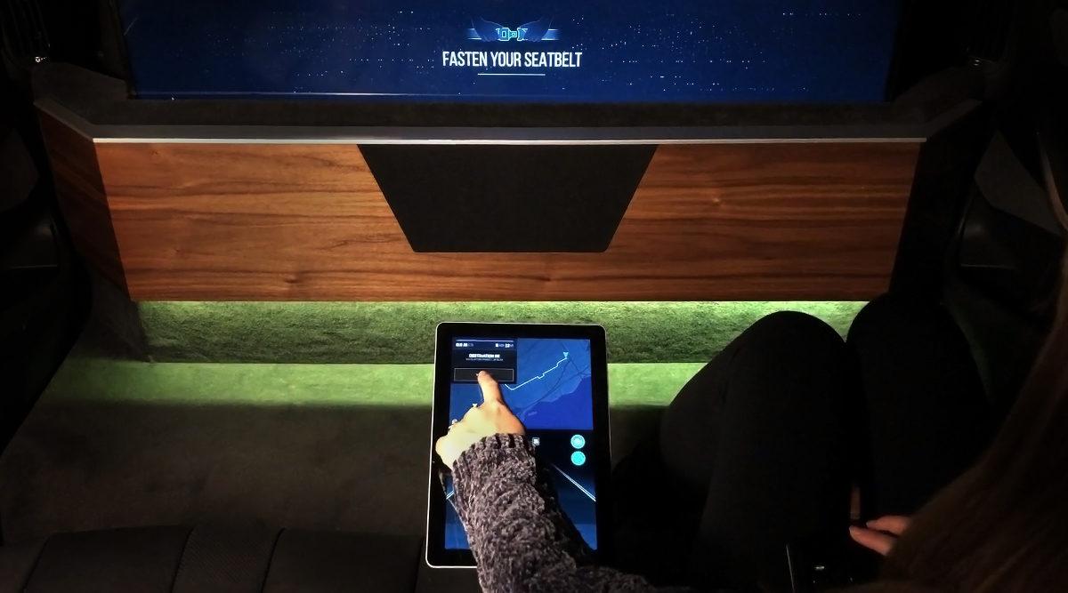 Tech Trends Virtual Reality Warner Bros Intel Batman
