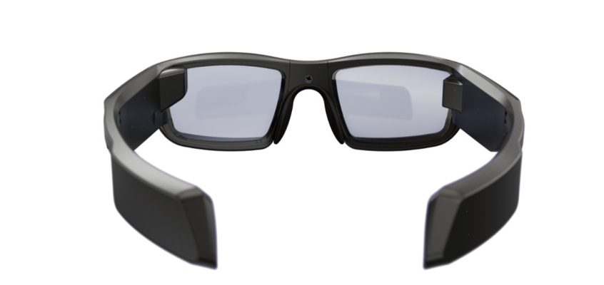 Tech Trends Vuzix Blade Smart Glasses Augmented Reality Immersive Tech