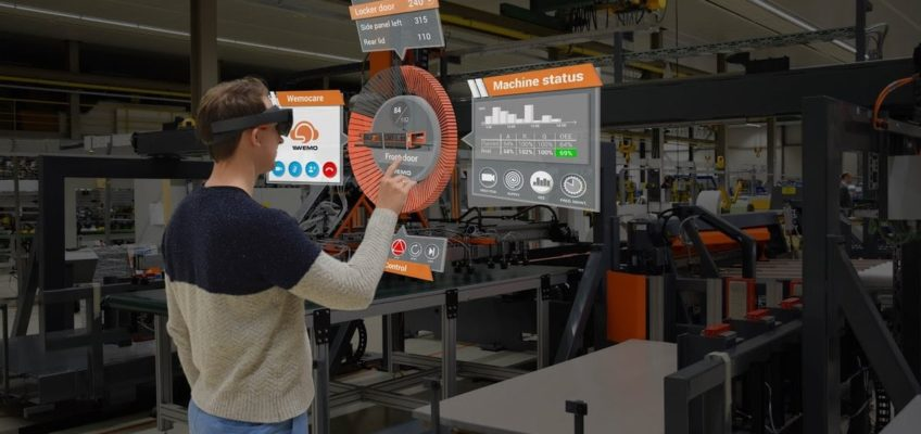 Tech Trends HoloLens Mixed Reality Immersive Technology Consultancy 1