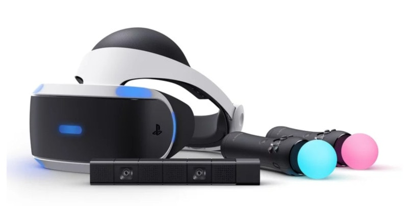 Tech Trends Playstation VR new Patent Wireless