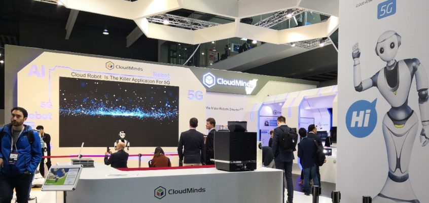 Tech Trends inseego mifi cloudminds MWC Robotics AI VR