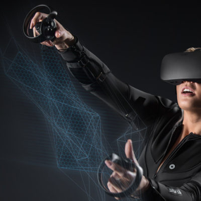 Teslasuit South by Southwest Virtual Reality Haptics
