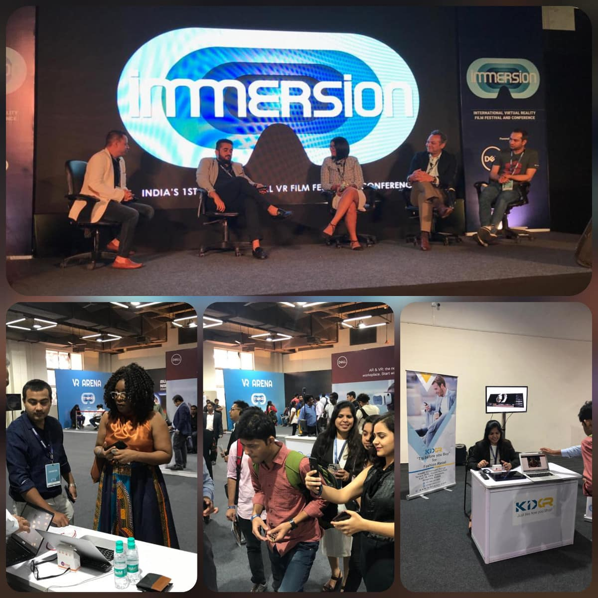 VR in India Immersion Conference Virtual Reality Emerging Technologoy Emerging Markets
