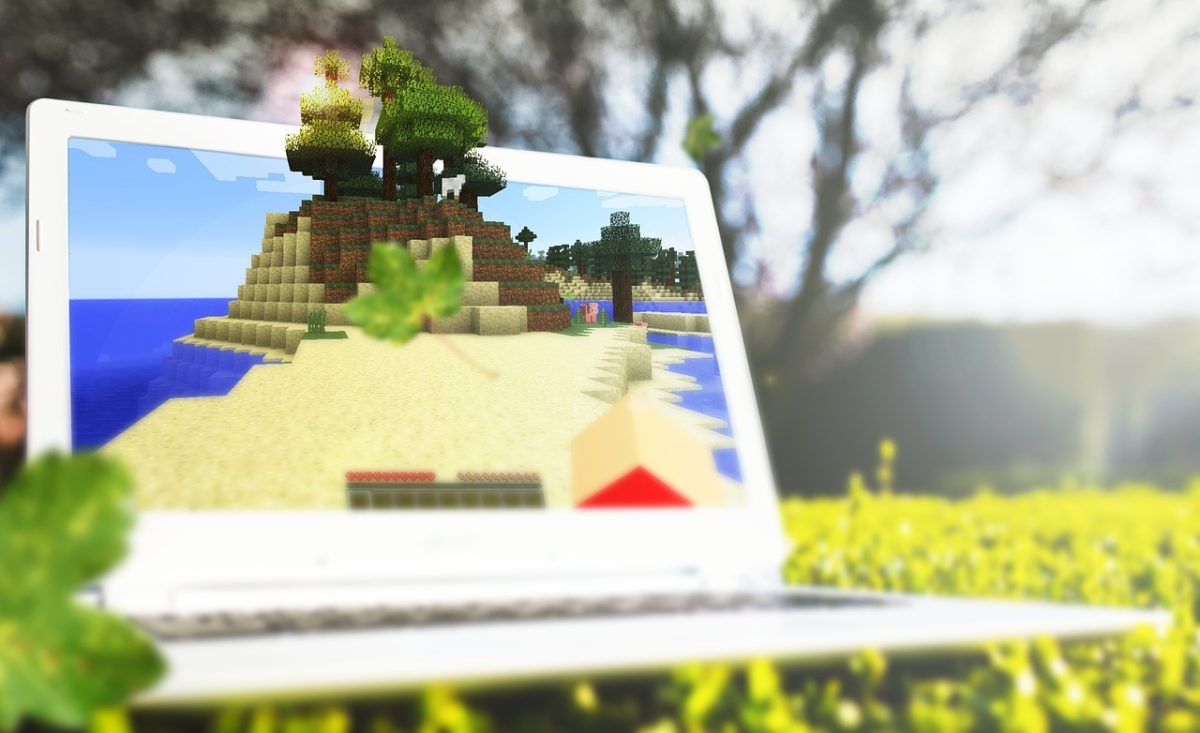 Tech Trends Minecraft Learning Education Technology