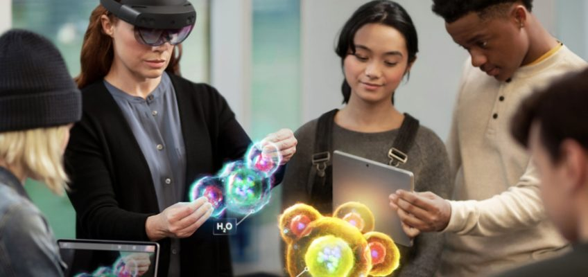 Tech Trends Microsoft White Paper Immersive Experiences in Education Alice Bonasio ISTE