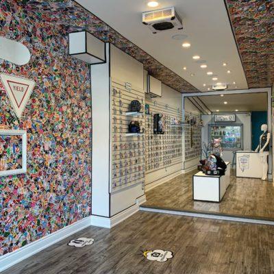 Tech Trends StickerYou Store Toronto Experiential Marketing