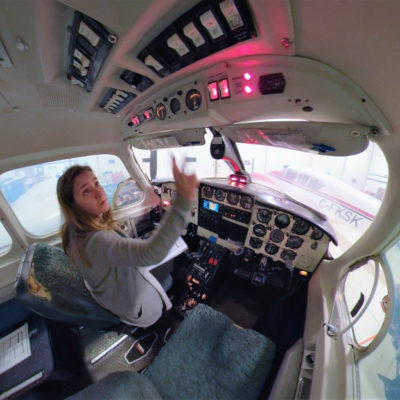 Tech Trends VR Documentary Pioneering Women Flight Pilots