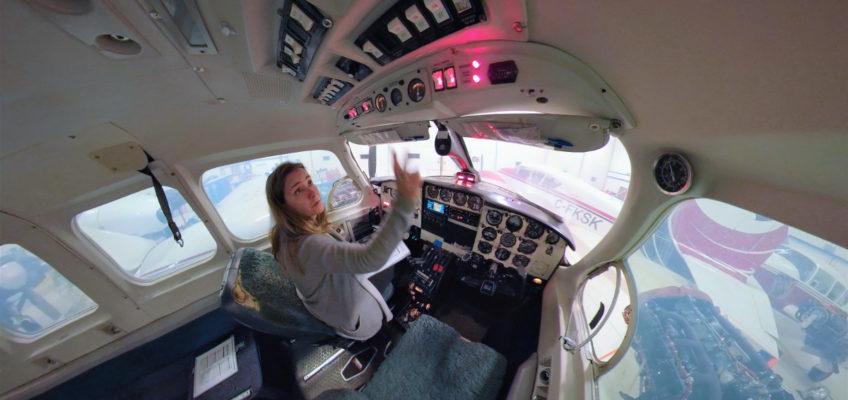 Tech Trends VR Documentary Pioneering Women Flight Pilots