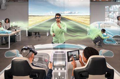 Unity TECH TRENDS enterprise XR immersive tech