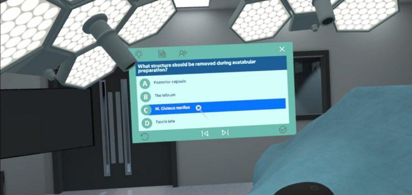 Tech Trends Healthcare Virtual Reality Ventilator Coronavirus Training