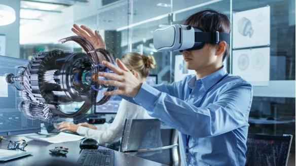 Tech Trends infinite retina