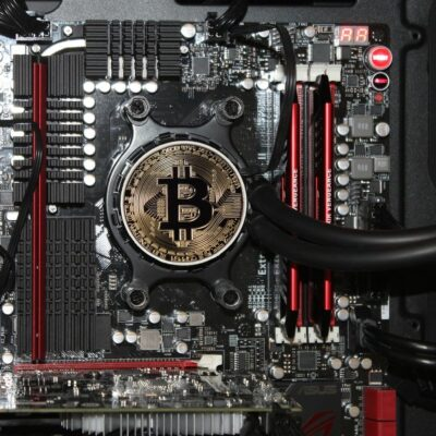 Tech Trends Cryptocurrency bitcoin fintech