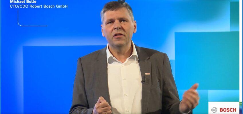 Dr. Michael Bolle CES 2021