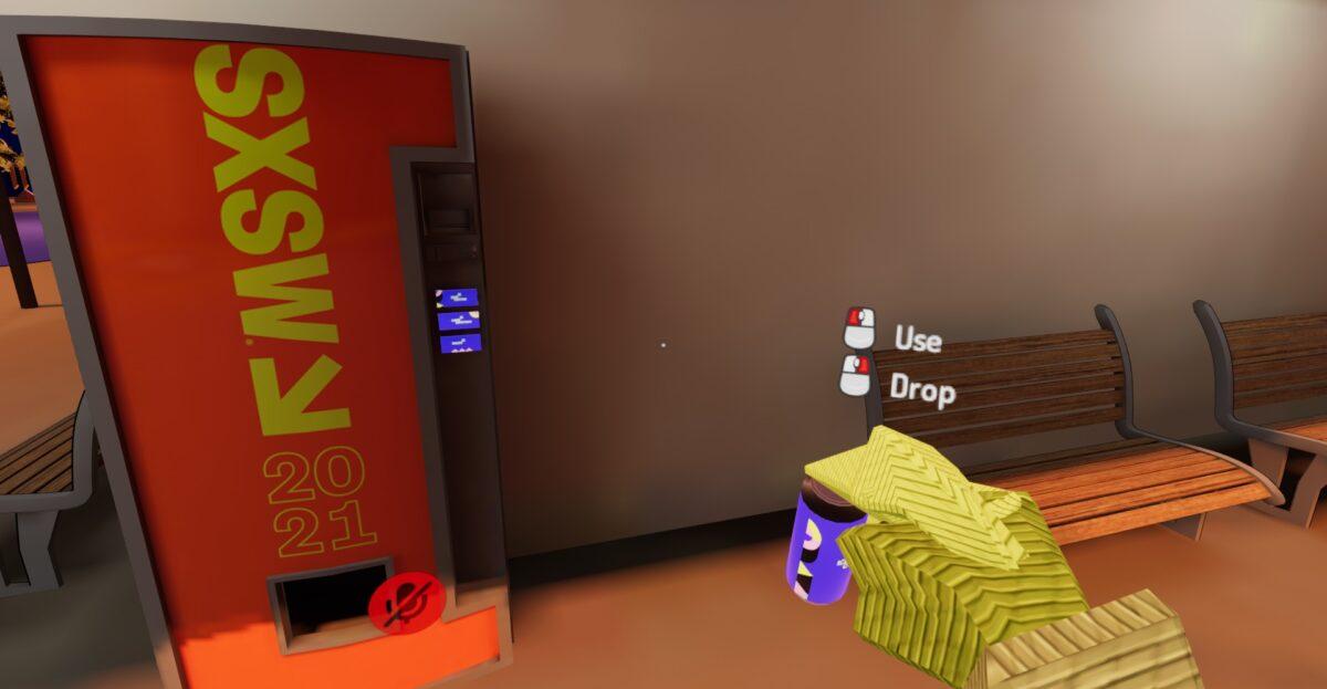 tech trends sxsw 2021 Virtual Reality