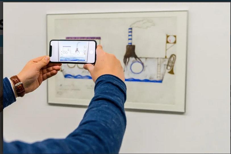 Augmented Reality Art