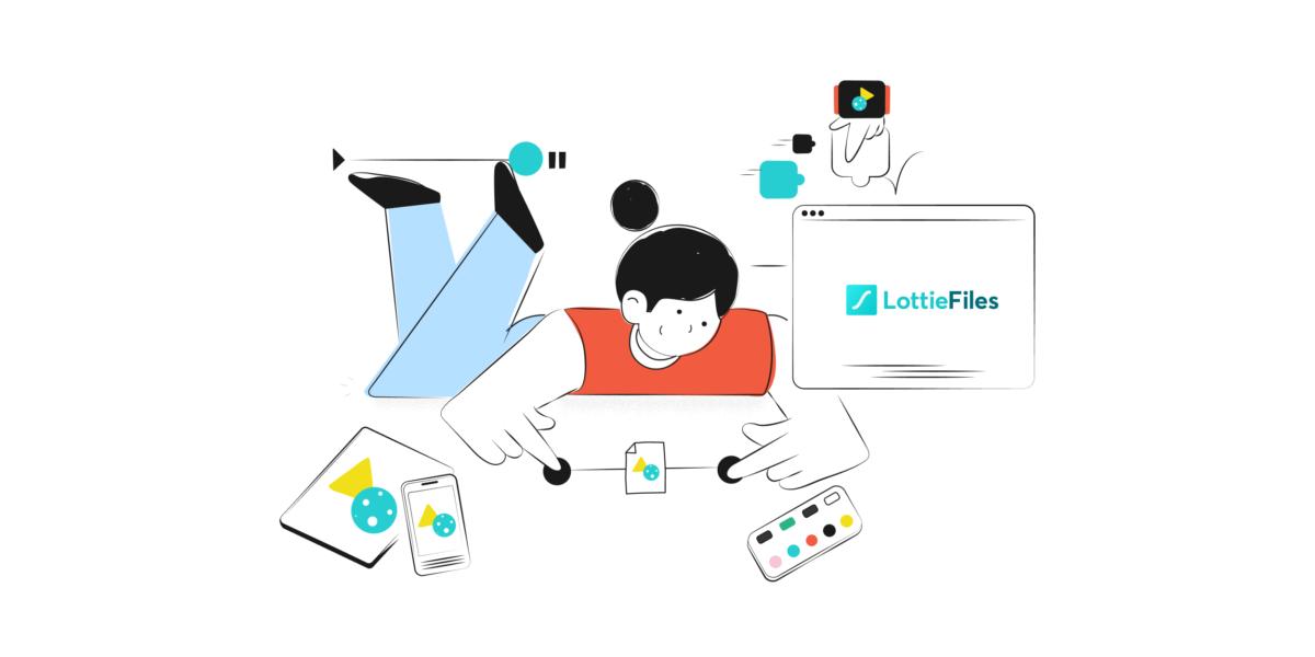 Lottie Files Tech Trends