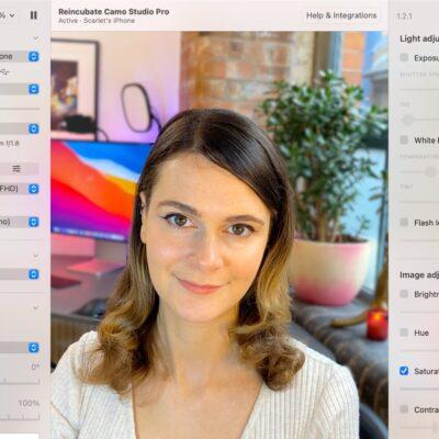 Tech Trends Camo app