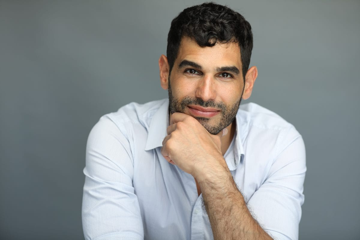 Raviv Nadav is Founder and Chief Solutions Architect of Kinetx Co