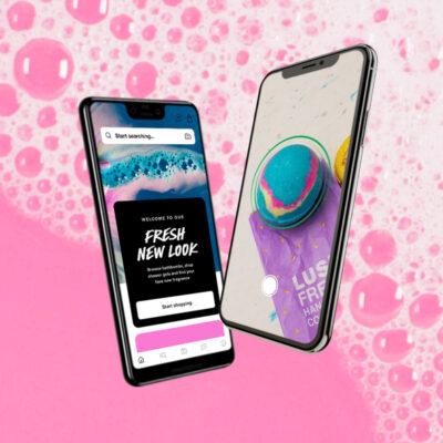 Lush Digital App Tech Trends