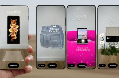 Tech Trends Augmented Reality Zappar Samsung